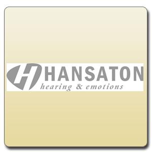 Hansaton hallókészülékek