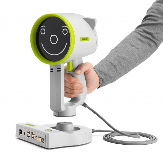 Plusoptix videorefraktometer: